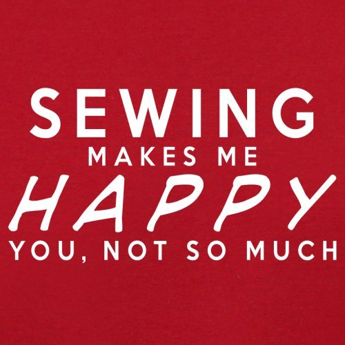 Bag Me Retro Happy Sewing Red Red Flight Makes Makes Sewing waqtxF0Z