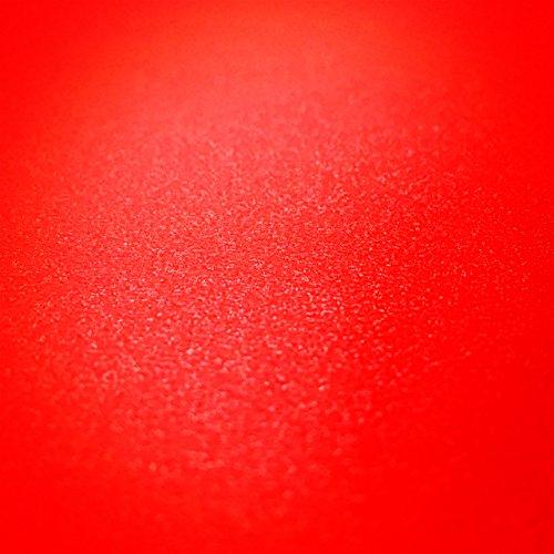 "Glitter Cardstock, Misscrafts 10 Sheets 12"" x 8"" Sparkling Glitter Cardstock 250gms Scrapbooking Craft Paper for Cardmaker DIY Christmas Wedding Birthday Decoration Craft (Red)"