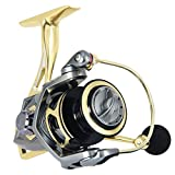 AnglerDream Bumblebee 3000 Fishing Spinning Reels CNC Fishing Reels Bass Fish Reel For Sale