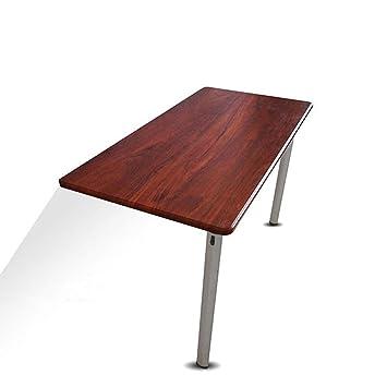 LRZZ Lazy Table- Mesa Plegable abatible de Pared con Patas, Mesa ...