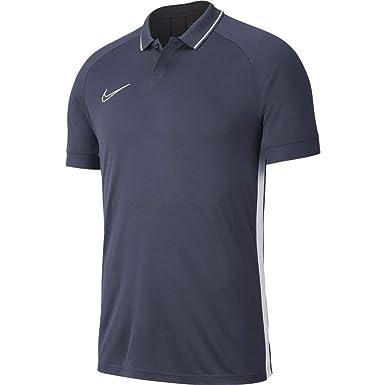 Nike Dry Academy19 Polo SS, Hombre: Amazon.es: Ropa y accesorios