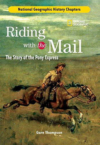 Us Mail Express (History Chapters: Riding With The Mail: The Story of the Pony Express)