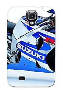 Mnucux-5952-hkjpujm Case Cover Protector Series For Galaxy S4 Gsxr Motorcycle Case For Lovers