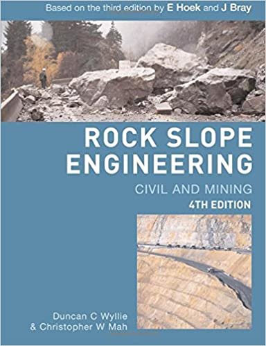 Rock Slope Engineering: Civil and Mining