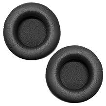 Nbbox Replacement Ear Pads Earpad for AKG K 240 Studio, Superlux Hd668b HD681 Hd669 Hd 668b 669 Hd668 Pro Studio Headphone