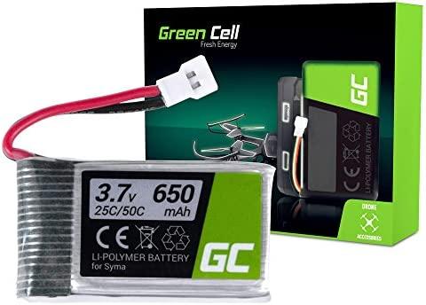 Batería Green Cell® para Drone Quadrocopter Syma X5C (polímero de ...