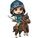 Good Smile Company Nendoroid Link Zelda Breath of the Wild Ver DX Edition Deluxe Version Action Figure