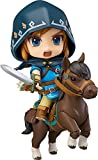 Good Smile The Legend Of Zelda: Breath Of The Wild: Link (Deluxe Version) Action Figure