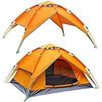 McWay Automatic Camping Tent - Instant Hydraulic Pop up...