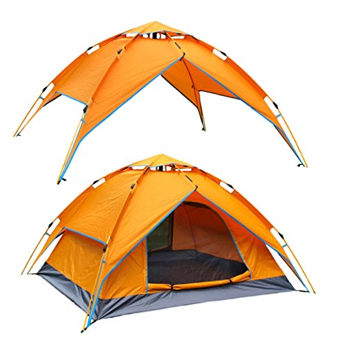 McWay Automatic Camping Tent - Instant Hydraulic Pop up Tent