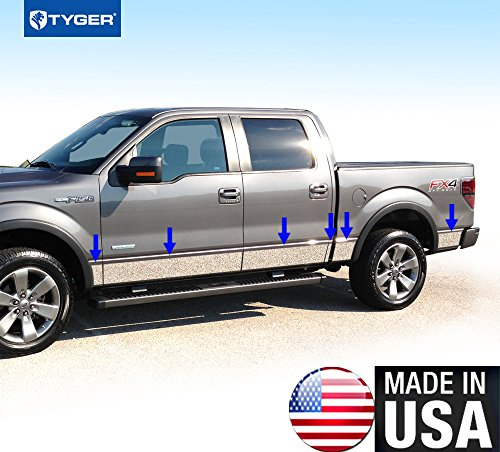 Made in USA! Works with 09-14 F150 Platinum Crew Cab 5.5
