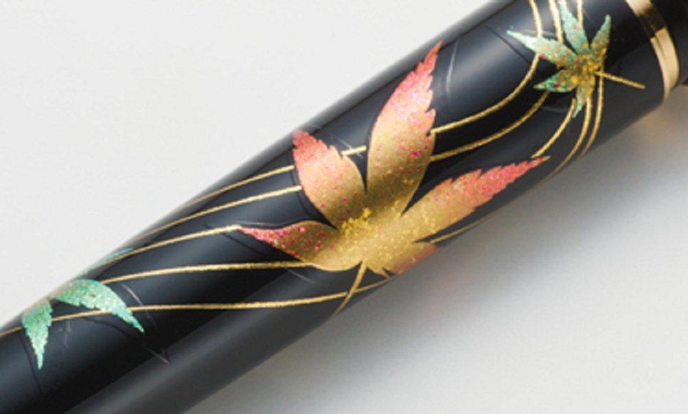 [hecho en Japón] pluma estilográfica de Kanazawa (tipo de fuente de Media) Momiji: Amazon.es: Hogar