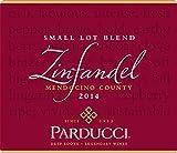 2014 Parducci Small Lot Blend Zinfandel Mendocino County 750 mL Wine