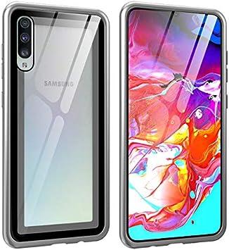 iCover Case Samsung Galaxy A70 Funda, Ultra-Delgado Parachoques de ...