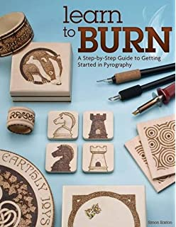 Learn To Burn A Step By Guide Getting Started In Pyrography