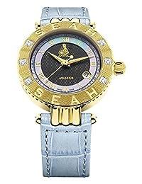 Seah Empyrean Zodiac sign Aquarius 42mm watch.