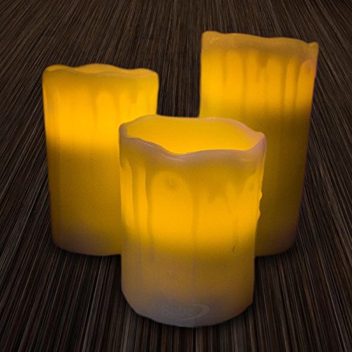 Starmo Dripping Flameless Candles Operated