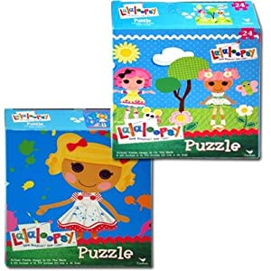 Lalaloopsy Puzzle Party Favors