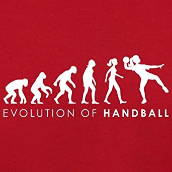 Handball 1-13 Ans 9 Couleurs Enfant Pull Dressdown Evolution of Woman
