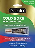 Aubio Cold Sore Treatment Gel