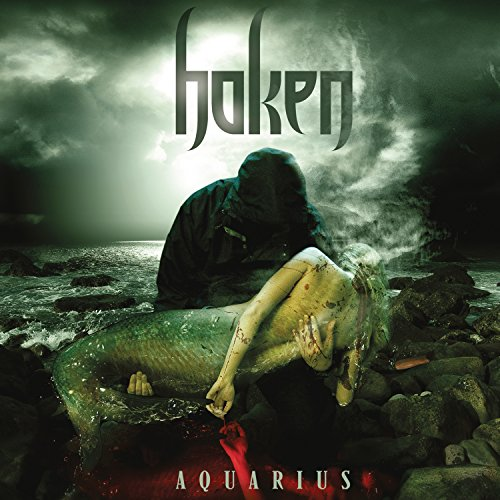 CD : Haken - Aquarius (Digipack Packaging, 2 Disc)