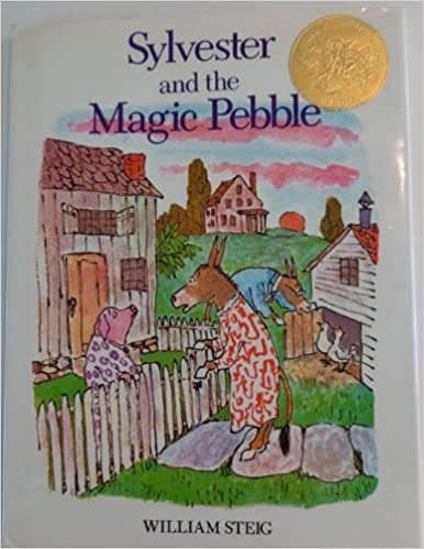 Sylvester And The Magic Pebble By William Steig Amazon Com Books