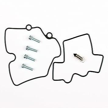 1x Kit Reparación Carburador Aguja del flotador Getor CAB-450: Amazon.es: Coche y moto