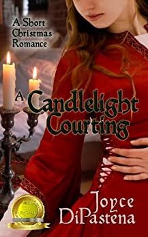 A Candlelight Courting: A Short Christmas Romance by [DiPastena, Joyce]
