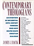 Contemporary Theologians 9780800730062