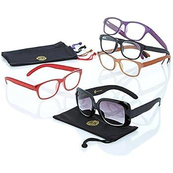 Amazon.com: Joy Mangano Readers Reading Glasses Shades