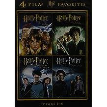 4 Film Favorites: Harry Potter Years 1-4