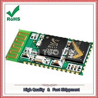 HC05 sin pies HC-05 Tarjeta de puerto serie Bluetooth del ...