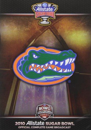 NCAA Florida Gators 2010 Sugar Bowl Champions Official Game DVD ()