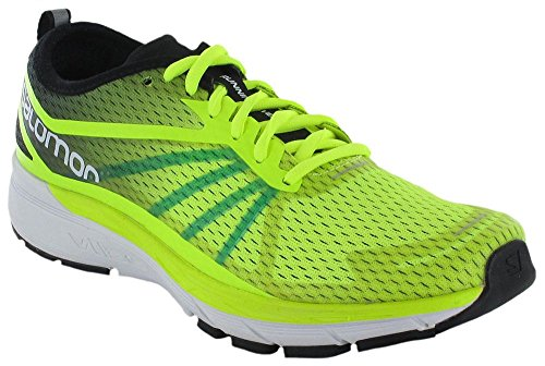 Chaussures Trail Sonic de Bluebird Homme Black 3 Yellow Safety Bleu Pro Ra EU 49 Salomon wxXptt