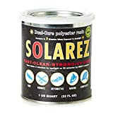Solarez UV Cure Low-VOC Clear Polyester Resin