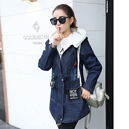 Amazon.com: PiterNace Warm;Cozy New Fashion Chaqueta Mujer Winter Long Paragraph Hooded Jacket Women Cotton Plus Size 5XL Womens Jackets Coat: Clothing
