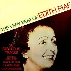 Amazon Com The Very Best Of Edith Piaf Edith Piaf Mp3