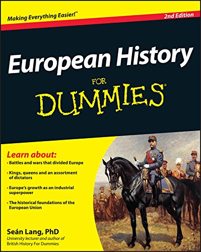 List of the Top 8 european history for dummies you can buy in 2019