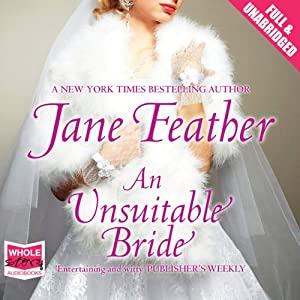 An Unsuitable Bride Audiobook