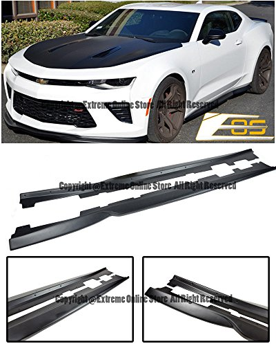 70 Chevrolet Corvette Lt1 Camaro Z28 Lt1 Nova Lt1: Compare Price To Chevy Camaro Side Skirts
