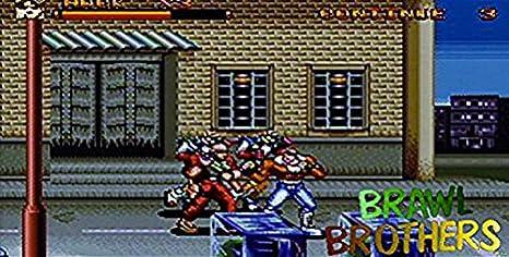 Retro-Bit Europe Jaleco Brawlers Pack PAL Version SNES ...