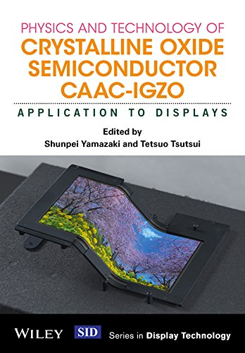 Organic Display (Physics and Technology of Crystalline Oxide Semiconductor CAAC-IGZO: Application to Displays (Wiley Series in Display Technology))