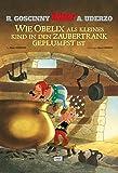 Wie Obelix als kleines Kind in den Zaubertrank geplumpst ist (Asterix)