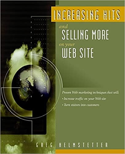 Book Increasing Hits and Selling More on Your Website
