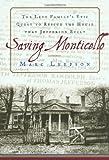 Saving Monticello, Marc Leepson, 074320106X