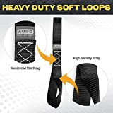 """AUGO Heavy Duty Soft Loops –Pack of 6-1.5"""" x"""