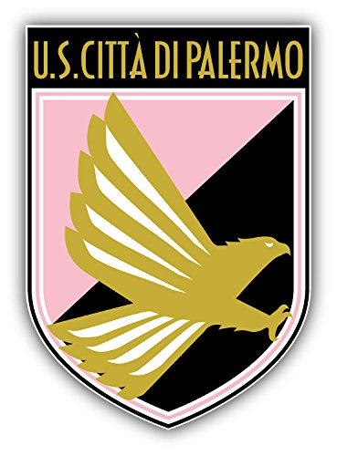 fan products of US Citta di Palermo FC Italy Soccer Football Art Decor Vinyl Sticker 4'' X 5''