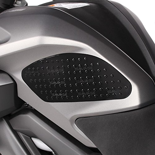 Adhesivo Lateral De Tanque BMW R 1200 GS Adventure Motea Grip M negro BS-Motoparts