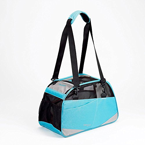 Bergan Voyager Comfort Carrier - Air Blue - Large