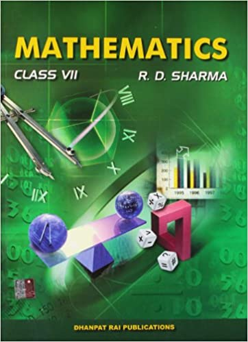 Class 8th Maths Rd Sharma Pdf